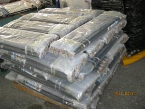 China Mulching film, pe film, horticultural mulch film, garden perforated ground film on sale