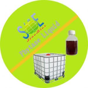 China 10000u/mL Light Brown Animal Feed Enzymes Phytase Liquid No.Szym-PHY10L on sale