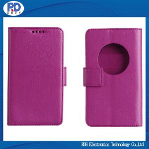 China Slim Leather Wallet Mobile Phone Protective Cases For Nokia Lumia 1020 on sale