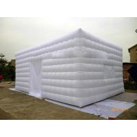 Inflatable Buildings and Emergency Shelter