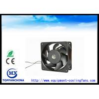 6.3 Inch Electric Audio Equipment Cooling Fans 160 × 160 × 62mm