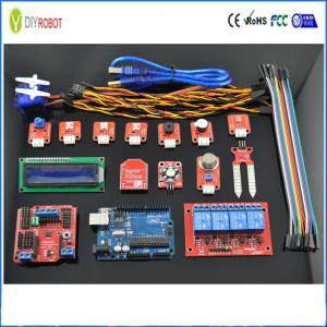 China Smart Home Learning Starter Kit for Arduino Android Bluetooth Uno R3 XBEE LCD1602 Module on sale