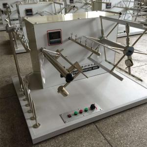 China Yarn Count Length Tester , Yarn Density Measurement Device , Electronic Yarn Length Measurement System supplier