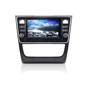China Android 4.4 Double Din in Car DVD CD Player VW GPS Navigation System for NEW GOL on sale