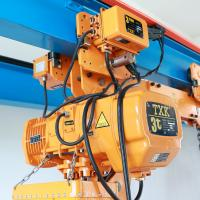 Double Speed Electric Chain Hoist 1 Ton 2 Ton 5 Ton 10 Ton 6.6m/Min Lifting Speed