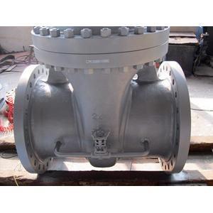 China ASTM A216 Cast Steel Gate Valve With Pass Valve 150LB, RF on sale