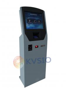 China Capacity Touch Screen Bill Payment Kiosk Payment Terminal Water-Proof on sale