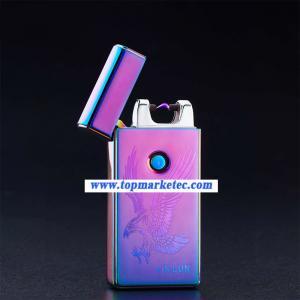 China 2016 hot usb cigarette ARC lighter rechargeable lighter on sale