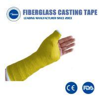 "ANSEN Healthcare waterproof fiberglass Soft Cast Casting orthopedic White Tape 2"" X 4 YDS"
