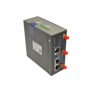 China M2M WLAN Wireless Industrial 3G Router with 2xLAN 3xI/O , HSPA 14Mbps on sale
