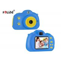 China 2.4 Inch IPS Screen Kids Digital Video Camera 8MP 1080P HD 600mAh Rechargeable on sale