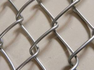 China Chain Link Wire Mesh Fence on sale