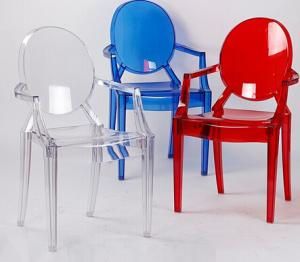 China Louis Acrylic China Ghost Chair on sale