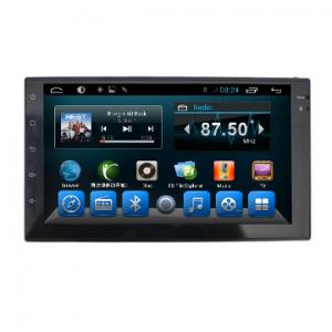 China Auto Entertainment System Deckless Universal Car Radio Player Dual Core Android 4.2 on sale
