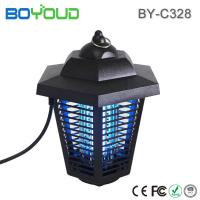 Outdoor electric UV lamp moth trap cockroach repellent fly insect killer electric moth trap