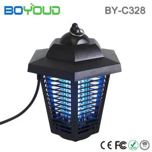 China Outdoor electric UV lamp moth trap cockroach repellent fly insect killer electric moth trap on sale