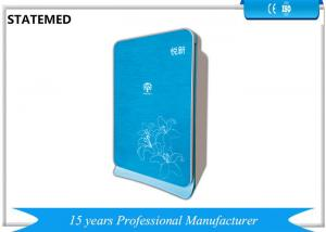 China Home Air Purification System , Office Air Purifier Circulation Air Volume 800m3 / H on sale