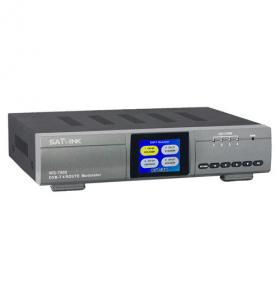 China Digital 4 Route HD Video Modulator WS 7990 50~860 MHz High Performance on sale