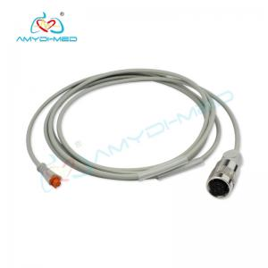 China Fabian HFO neonate ibp cable ,adult pressure transducer cable, medical accessories on sale