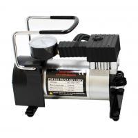 Automotive 12 Volt Metal Air Compressor With Watch / Hand Shank Pump