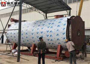 China 5 Ton Diesel Oil Fired Thermic Oil Boiler For Carboard And Paper Factory on sale