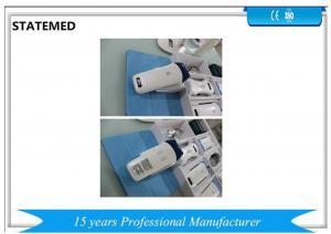 China Diagnosis Iphone Ultrasound Probe Ultrasound Scanner , Wifi Handheld Ultrasound Device on sale
