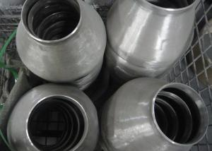 China Seamless Stainless Steel Weld Fittings Butt Weld Conc Reducer / Ecc Reducer on sale