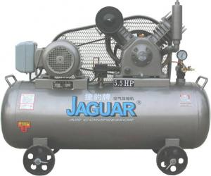 China air cooled piston type two stage air compressor on sale