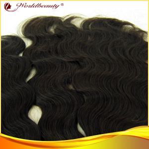 China 100% Virgin Human Hair , Indian Remy Hair Extension 16 Inch For Women on sale