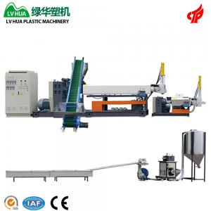 China Automotive Components Plastic Recycling Equipment PP Scrap Recycling Line on sale