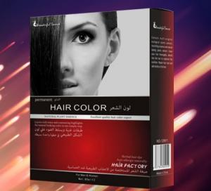 China Hair Color Cream on sale