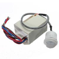 China Mini Infrared PIR Motion Sensor Switch Automating Lightning Sources Sensor on sale