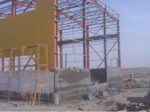 acb8445a9a1f ... Quality High Rise Building Steel Frame Structures Warehouse Construction  In Iraq for sale ...