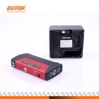 Evitek Emergency 16800 Mah 12v Jump Starter With Air Compressor