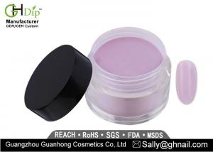 China Eco - Friendly Purple Nail Salon Dip Powder Manicure Non - Yellowing For Finger / Tones on sale