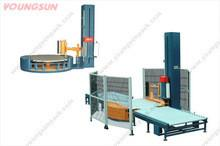 Quality Full automatic pallet wrapper machine,MH-FG-2000D line with automatic up and for sale