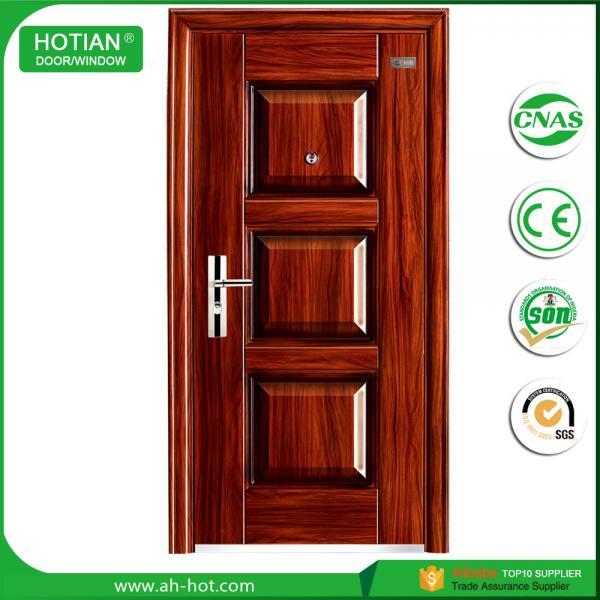China Suppliers Turkey Door Design Security Steel Door for Apartment Images