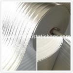 Double Aluminum Reflective EPE Foam Insulation 1.2x30m For Post Frame Building