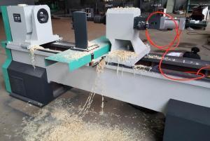 China Professional CNC Wood Lathe Machine Easy Operation For Sheet / Wood / Acrylic on sale