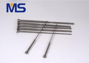 China Molding Ejector Pins And Sleeves HSS SKH51 JIS Standard For Ejector Pin Cutting Machine on sale