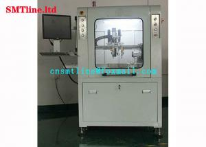 China Multi - Axis PCBA Selective Conformal Coating Machine With Cleaning Function on sale