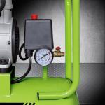 Industrial Blowing 1.5HP 24L Quiet Air Compressor