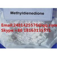 Pharmaceutical Raw Steroids Powder Methyldienedione For Bodybuilding CAS 5173-46-6