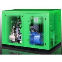 China Low Noise 132HP Diesel Engine Oil Free Screw Air Compressor For Spray Painting on sale