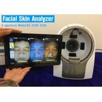 7200 K 3d Epidermal Facial Skin Analyzer Machine With English Version Software