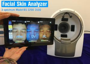 China Hair / Facial Skin Scanner Machine , Skin Analysis Device For Beauty / Clinic Use on sale