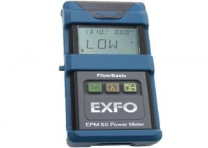 China EXFO EPM-50 Fiber Optical Power Meter Test Equipment OPM Single Mode 26  DBm on sale