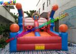 China Popular Inflatable Basketball Games , Inflatable Joust Arena With PVC wholesale