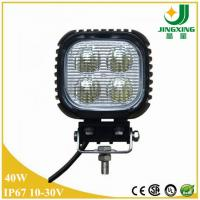 Hot item 40w high power led work light for 4X4 Offroad, Tractor, Truck