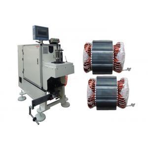 China Tête obligatoire électrique latérale simple d'enroulement de redresseur de machine de lacement de fin de bobine de moteur on sale